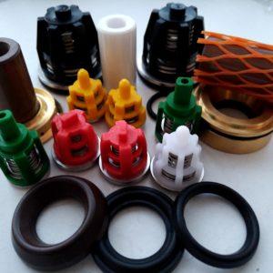 Ремкомплекти ,манжети,клапани,сальники до помп високого тиску (помп) Kit dolly